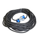 63A kabel 3pol (50m)